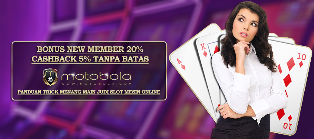 Website bandar judi mesin slot