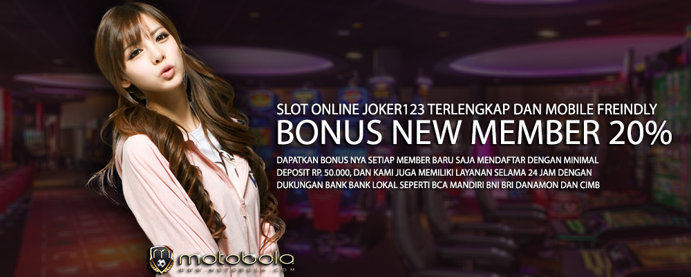 Blog taruhan slot joker123