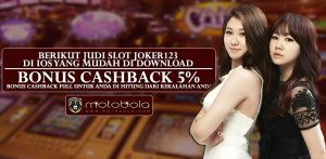 Judi slot joker123 di ios