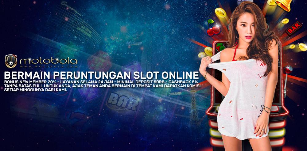 Bermain Peruntungan Slot Online