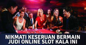 bermain judi online slot