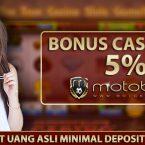 Unduh Game Slot Uang Asli Minimal Deposit 50rb Terpercaya